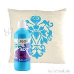 Creall TEX Stoffmalfarbe 250 ml | Türkis