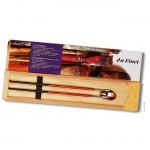 da Vinci MAESTRO2 Set 5 Pinsel im Holzkasten, Zubehör