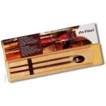 da Vinci Ölmalpinsel Set 5 Pinsel im Holzkasten, Zubehör