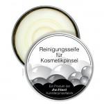 da Vinci Reinigungsseife für Kosmetikpinsel, Metalldose 40 g
