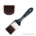 da Vinci Serie 5043 - MEGACOLORE Pinsel breite Malkante in Meißelform