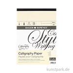 Daler-Rowney Calligraphy Kalligrafieblock, 32 Blatt, 90g DIN A4