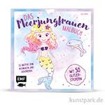 Das Meerjungfrauenmalbuch, Edition Fischer