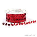 Deco-Band - Sterne 0,6 mm Breite