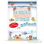 Dein fantastisches Fingerstempelbuch, Christophorus Verlag
