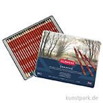 Derwent DRAWING - Künstlerzeichenstift Sortiment, 24 Farben