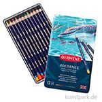 Derwent INKTENSE Set - 12 Stifte im Blechetui