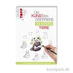 Die Kunst des Zeichnens 10 Steps - Tiere, TOPP
