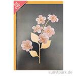DIY Card - Nature Matters, Magnolie mit viel Zubehör