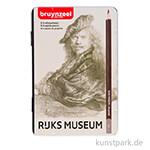 Dutch Masters Box - Rembrandt Selbstportrait, 12 Graphitbleistifte