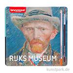 Dutch Masters Box - Van Gogh Selbstportrait, 24 Aquarellfarbstifte