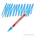 edding 400 Permanent Marker Einzelfarbe | 010 Hellblau