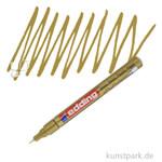 edding 780 Lack Paint Marker Einzelfarbe | 053 Gold