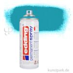 edding Permanent Spray - seidenmatt 200 ml Dose | 911 Petrol