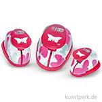 efco Design Stanzer Set Schmetterling
