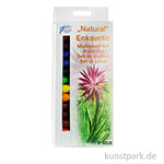Encaustic Farben-Set - Natural - mit 14 Farben