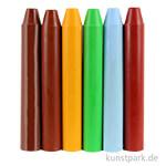 Encaustic Farben-Set - Natural - mit 6 Farben