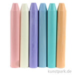 Encaustic Farben-Set - Pastell - mit 6 Farben