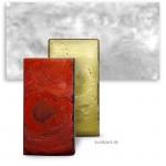 Encaustic Malplättchen Metallicfarbe Einzel | 81 Silber