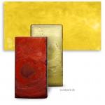 Encaustic Malplättchen Metallicfarbe Einzel | 84 Gold