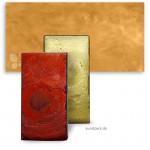 Encaustic Malplättchen Metallicfarbe Einzel | 87 Kupfer