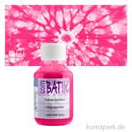 ES Batikfarbe zum Färben und Batiken 100 ml   Pink