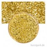 Eulenspiegel Holographischer Glitzer 6 g Dose | Gold-Juwel mittel