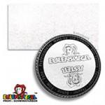 Eulenspiegel Polyester-Streuglitzer 6 g Dose | Schneeweiß