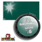 Eulenspiegel Profi-Aqua Körpermalfarbe 20 ml | Perlglanz-Grün
