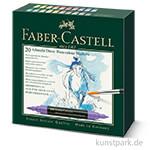 Faber-Castell Albrecht Dürer - Aquarellmarker 20er Set