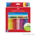 Faber Castell Buntstift COLOUR GRIP - 48er Kartonbetui