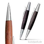 Faber Castell E-MOTION Drehbleistift Birnbaum Schwarz