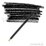 Faber-Castell JUMBO Grip Einzelstift | 99 Schwarz