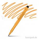 Faber-Castell PITT artist pen brush Einzelfarbe   109 Chromgelb dunkel