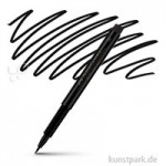 Faber-Castell PITT artist pen brush Einzelfarbe   199 Schwarz