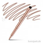 Faber-Castell PITT artist pen metallic Einzelfarbe   252 Kupfer