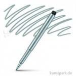 Faber-Castell PITT artist pen metallic Einzelfarbe | 292 Blau metallic