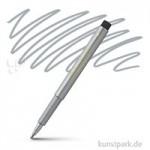 Faber-Castell PITT Artist Pen Metallic einzeln Stift | 251 Silber