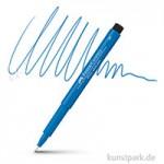 Faber-Castell PITT artist pen S Einzelfarbe | 110 Phtaloblau