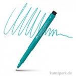 Faber-Castell PITT artist pen S Einzelfarbe | 156 Kobaltgrün