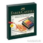 FABER CASTELL - Polychromos - 36er Set Atelierbox
