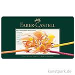 FABER CASTELL - Polychromos - 60er Set im Blechetui