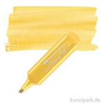 Faber-Castell Textliner - Metallic Einzelstift | Gold