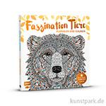 Faszination Tiere - Ausmalen und Staunen, Edition Fischer