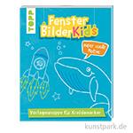 Fensterbilder Kids - super coole Motive, TOPP