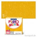 FIMO Kids Einzelfarben 42 g | Gold glitter