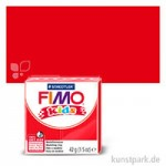 FIMO Kids Einzelfarben 42 g | Rot