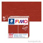 FIMO Leder Effekt 57g | Rost