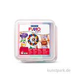 FIMO soft Class Pack mit 26 Blöcke 57 g und Zubehör