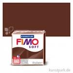 FIMO soft Einzelfarben 57 g | Schokolade